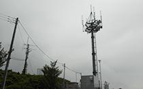 移動体通信基地局工事